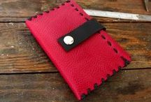 Handmade Leather Wallets / Leather Wallets
