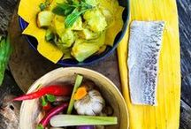 Food & Flavours / Recipes from all around the world, dodging avocados on the way.