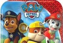 Paw Patrol Party Ideas & Decorations
