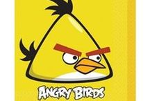 Angry Birds Party Decorations & Ideas