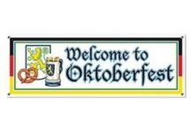 Oktoberfest Decorations & Supplies / Welcome to the land of lederhosen and beer. Even if you're not German, you can celebrate Oktoberfest with the best of 'em. PartyCheap has all the decorations and supplies that you need to throw your own home grown party!