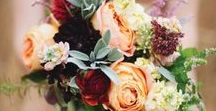 Autumn Weddings / A combination of weddings, events, fresh cut flowers and accessories to inspire you this season! My favourite time of year, the perfect time to appreciate and take advantage of the rich autumnal colour palette!