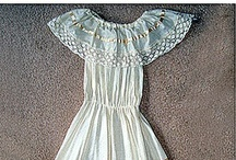 White Peasant Dress / by Peasant Dress
