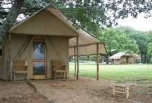 Overnight lodging (Spend the night on the wild side!) / by Fossil Rim Wildlife Center