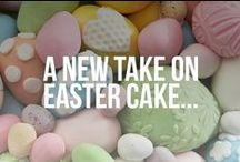 A new take on Easter cake...