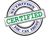 Certified Nutrition You Can Trust