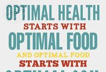 Real Food quotes, inspo and food for thought / Infographics, inspiration & ideas related to health, fitness, food, nutrition, healthy lifestyle and more.