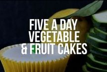 Five a Day, Vegetable & Fruit Cakes