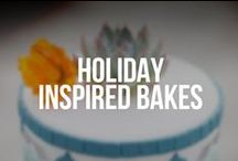 Holiday Inspired Bakes