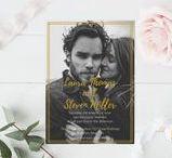 Wedding Invitation / Easy editable & printable wedding invitation templates. Use our wedding invitation templates to make your own DIY invitation at home.