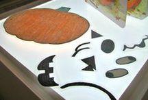 Halloween / Halloween crafts and activities for kids.