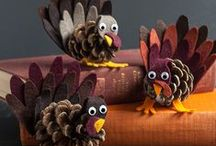 Thanksgiving Crafts for Kids / Thanksgiving crafts and Thankgiving learning activities for kids