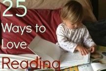 Books for Kids / Books and reading activities for toddler and preschoolers