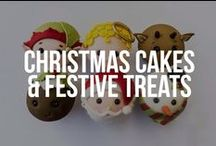 Christmas Cakes & Festive Treats / Delicious festive treats, recipes and ideas straight from the Renshaw Baking kitchen.