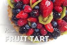R A W F O O D ideas / Raw food recipes, foods and ideas around the web / by Nutrition You Can Trust