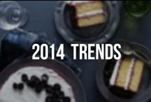 2014 TRENDS / We make cake, baking and cake decorating trend predictions for 2014 (with a little help from Renshaw friends!)