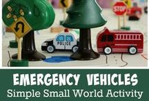 Small World Play / Small word play inspiration and ideas
