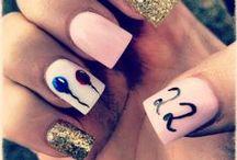Uñas / Nägel / Nails / Muchas manicures para ti!