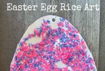 Easter / Easter activities and Easter Crafts for Kids