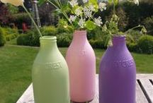 Mother's Day / Clever and beautiful spray paint project ideas from PlastiKote to help you celebrate Mother's Day – or create a homemade gift for any time of year. Easy, quick and simple, take a look.