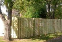 Fences & Lattices