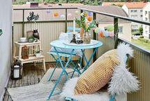Balcones / Ideas e inspiración para decorar tu balcón