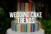 Wedding Cake Trends for 2014