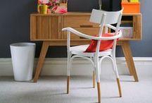 Dipped furniture