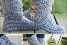 Crochét and Knitting Patterns