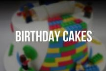 Birthday Cakes / Birthday cake inspiration and more