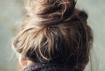 hair. / les veuchs c'est la vie.