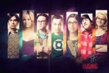 BIG BANG THEORY!!! / love this show.! / by Eric Lopez