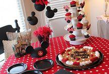 Minnie Mouse Tea Party 3