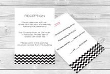 Reception&Response Cards / Easy editable & printable wedding reception&response templates. Use our wedding reception&response templates to make your own DIY invitation at home.