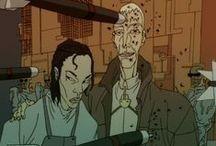 Aeon Flux Screen Captures