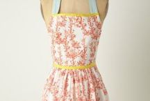 Apron Obsession / I have an unbelievable obsession with adorable #aprons.  / by E.