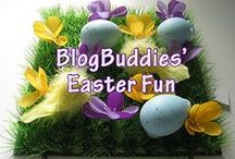 BlogBuddies: Easter / We're always on the edge when it comes to ideas to celebrate Easter