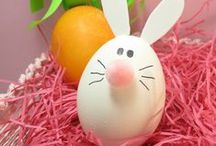 Easter crafts / Easter deco