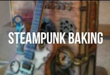 Steampunk Baking / Steampunk themed cakes, cupcakes and biscuits.