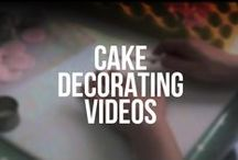 Cake Decorating Video Tutorials on YouTube / Video tutorials from Renshaw Baking on a range of cake decorating techniques and styles