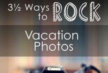 Ideas for great beach photos