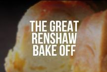 The Great Renshaw Bake Off / Are you ready to roll? Join in the Great Renshaw Bake Off! #RenshawBakeOff #GBBO