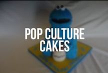 Pop Culture Cakes #RenshawBakeOff / Entries to our #RenshawBakeOff week 2 challenge, #PopCulture Bake! Get great inspiration for awesome cake decoration and try out the designs for yourself to be included.