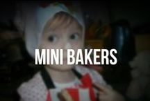 Mini Bakers #RenshawBakeOff / A selection of entries from our Mini Bakers competition as part of the Great Renshaw Bake Off.