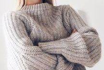 cold - and cosy. / a/h wardrobe.