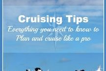 Cruise Tips and Hacks / Tips and advice for packing, purchasing and traveling on a cruise.