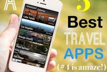 Top Travel Apps / The best travel apps for iPhone and Android to make travel easier and more fun