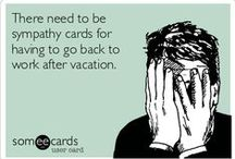 Vacation Humor