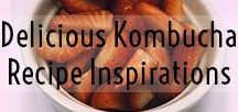 Delicious Kombucha Recipe Inspirations / Delicious kombucha can be created with almost any fruit, vegetable or herb. We pin lots of wonderful ideas to this board.