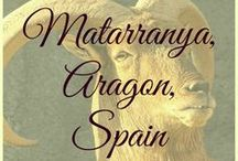 Matarranya, Aragon, Spain / Beautiful Matarranya is a hidden gem in Aragon, Spain. All about our picturesque little villages, stunning countryside, amazing wildlife and delicious cuisine.